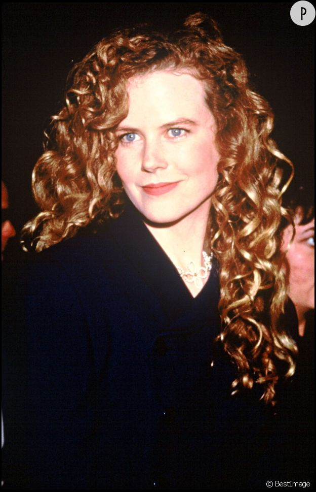 Nicole Kidman en 1993.