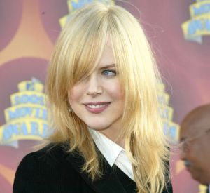 Nicole Kidman en 2002.