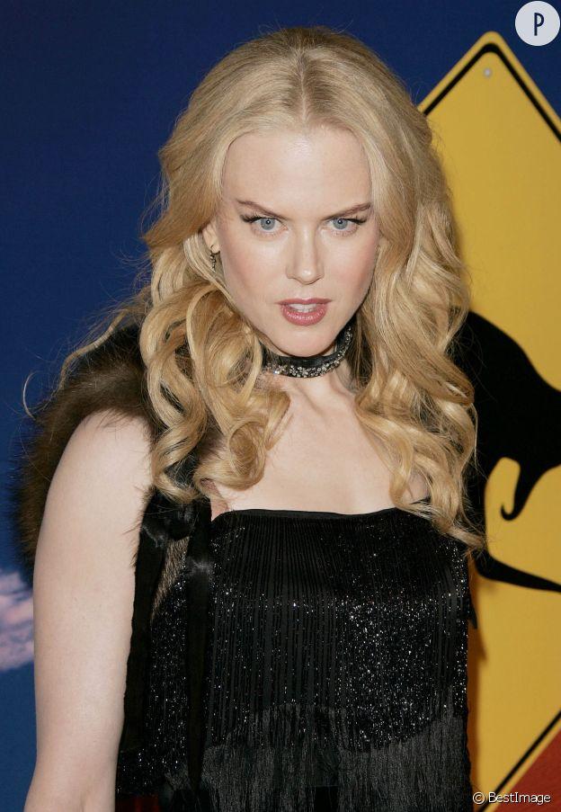 Nicole Kidman en 2005.