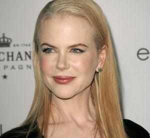 Nicole Kidman en 2008.