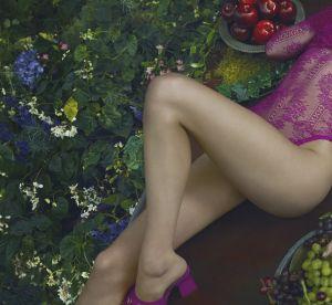 Kendall Jenner plus sexy que jamais en lingerie pour La Perla
