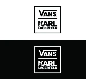 Vous allez pouvoir vous offrir des Vans signées Karl Lagerfeld !