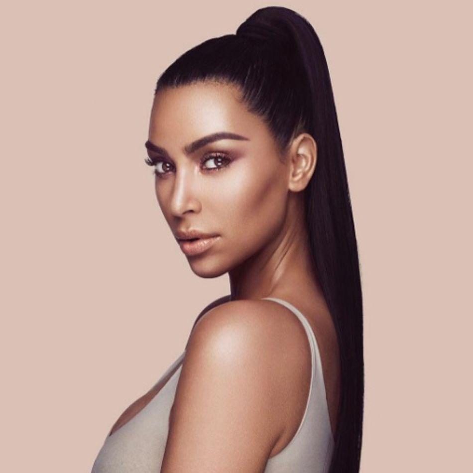 Kim K a lancé sa marque de cosmétique.