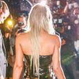 Kim Kardashian apparaît plus moulée que jamais pour la Fashion Week de NY.