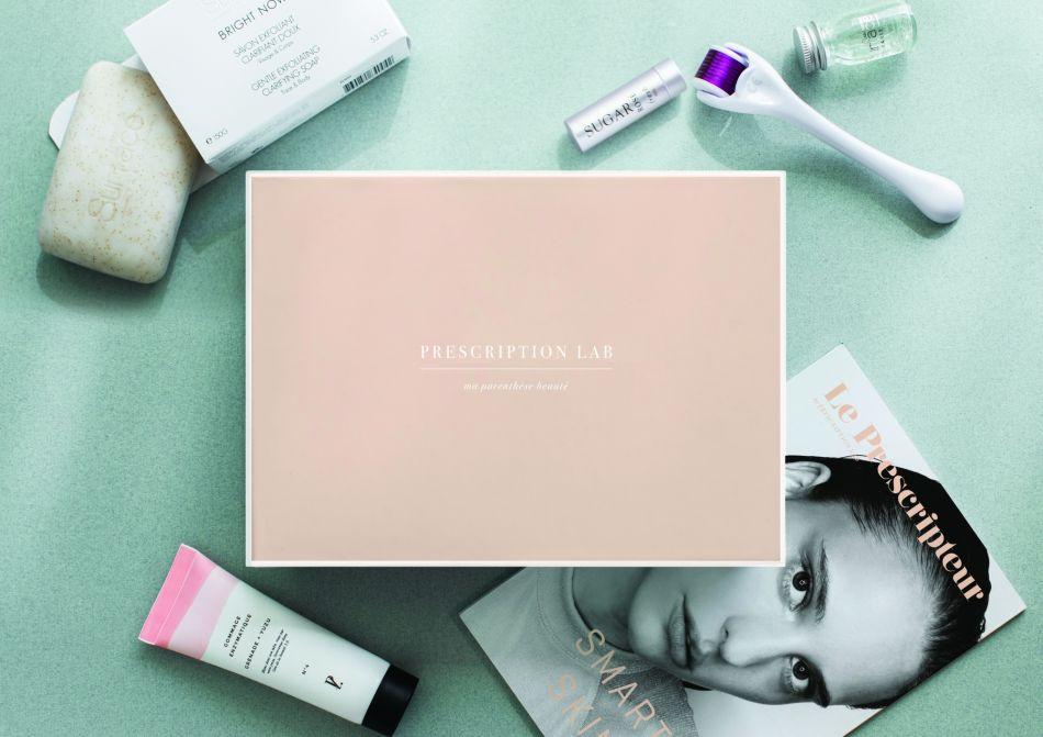 La box de septembre de Prescription Lab vous propose de chouchouter votre peau avec l'arrivée de l'automne !
