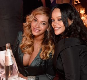 Beyoncé et Rihanna : ensemble en soirée, leur look est un sans faute !