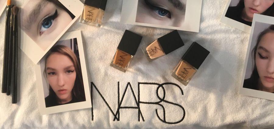 Zoom sur 3 maquillages Nars de la Fashion Week de Londres