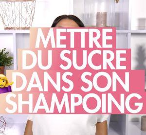 Vidéo : voilà pourquoi mettre du sucre dans son shampoing