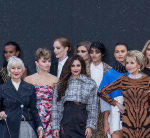 Jane Fonda, Winnie Harlow : Pluie de stars sur le podium du défilé L'Oréal Paris