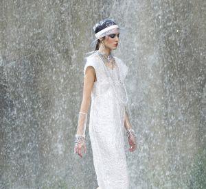 Mariage : les robes blanches repérées à la Fashion Week
