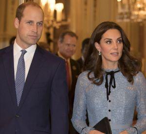 Kate Middleton : en robe en dentelle pour dévoiler (enfin) son baby bump