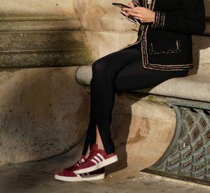 Basket bordeaux : la tendance mode de la rentrée