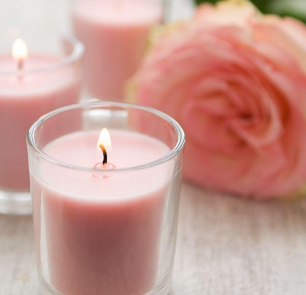 Attention avec les bougies parfumées