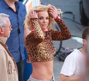 Britney Spears dévoile un nouveau talent... en petite tenue