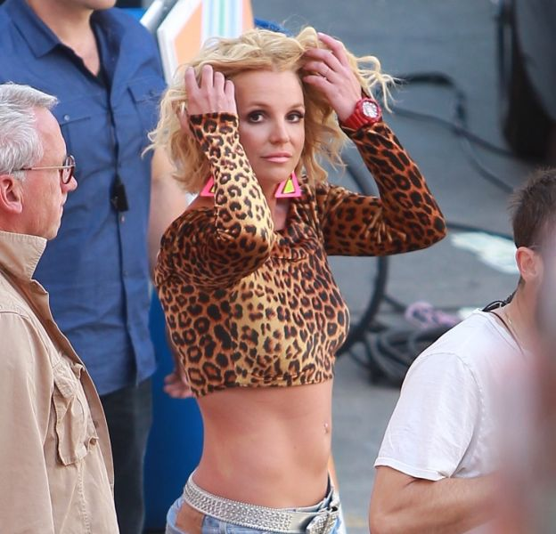 Britney Spears se lance dans la peinture