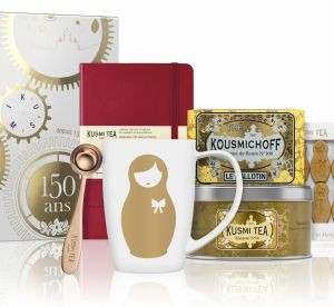 #Wanted : le coffret anniversaire de Kusmi Tea