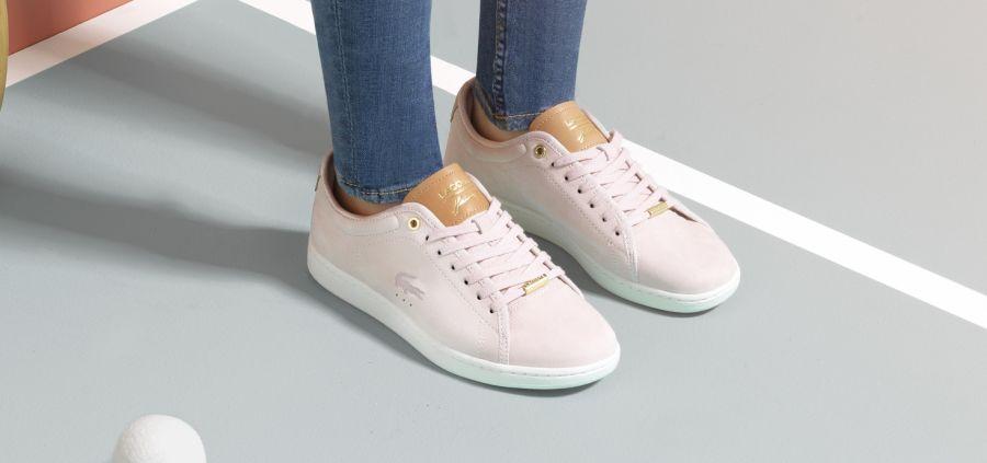 Pink millennial : la couleur qu'on veut sur nos sneakers