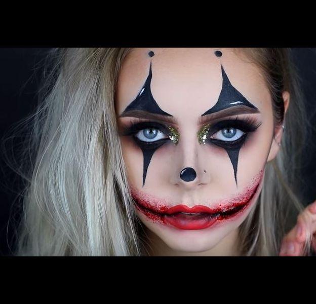Comment Faire Un Maquillage D Halloween.Les 3 Meilleurs Tutos D Halloween Reperes Sur Youtube Puretrend