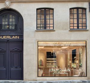 Guerlain réouvre son flagship mythique place Vendôme