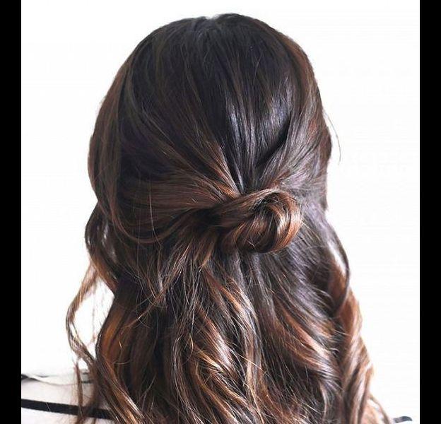 Ces coiffures parfaites pour les cheveux mi-longs.
