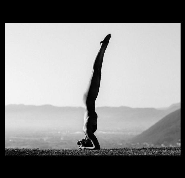 Le Yoga nu, nouvelle tendance Instagram