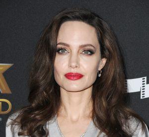 Angelina Jolie : la maigreur apparente de sa silhouette inquiète