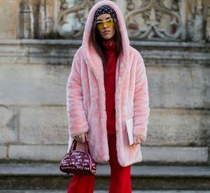 Les 6 manteaux en fausse fourrure qu'on veut pour passer l'hiver au chaud