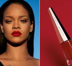 Fenty Beauty, Rihanna dévoile un liquid lipstick et il a l'air fou !