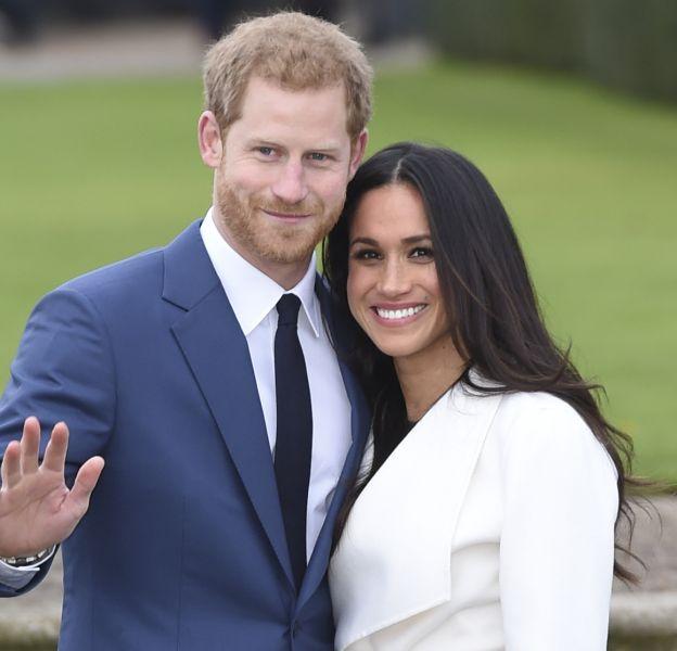 Le prince Harry et Meghan Markle ont annoncé leurs fiançailles hier, 27 novembre 2017.