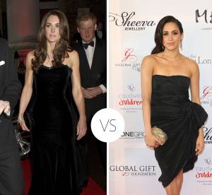 Kate Middleton vs Meghan Markle : qui sera la princesse la plus stylée ?