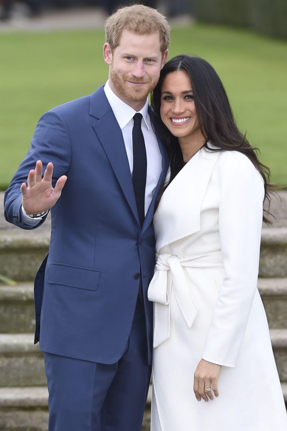 Meghan Markle et le prince Harry ont annoncé leurs fiançailles.