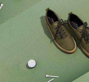 7 paires de baskets kaki qu'on veut à nos pieds cet hiver