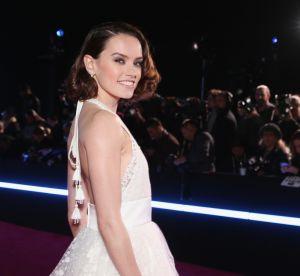 Daisy Ridley : défilé de looks pour la jolie actrice de Star Wars 8