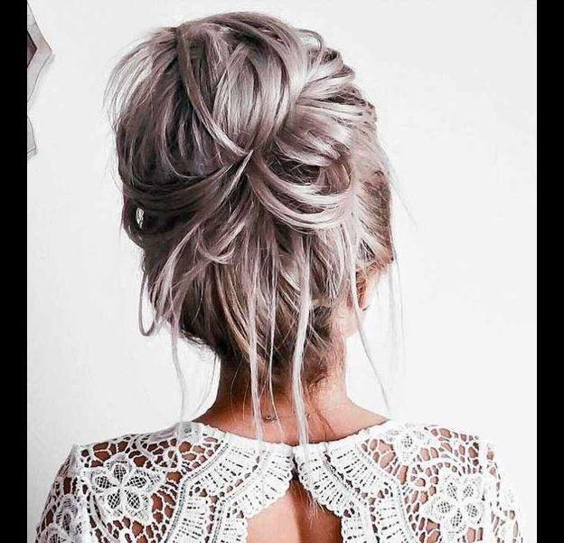 5 inspirations pour une coiffure stylée pour les fêtes de fin d'année.