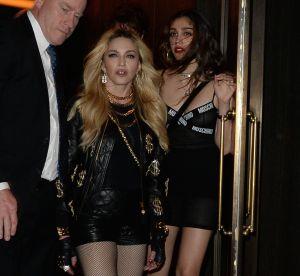 Madonna : les aisselles poilues de sa fille dévoilées sur Instagram font le buzz