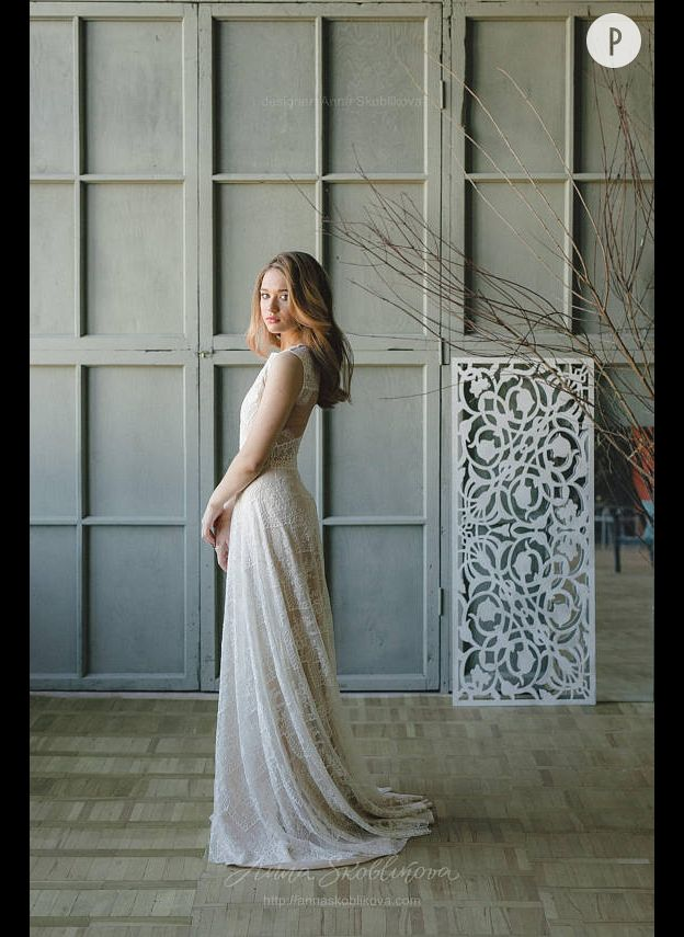91468e55784 10 robes de mariée canons dénichées sur Etsy - Puretrend