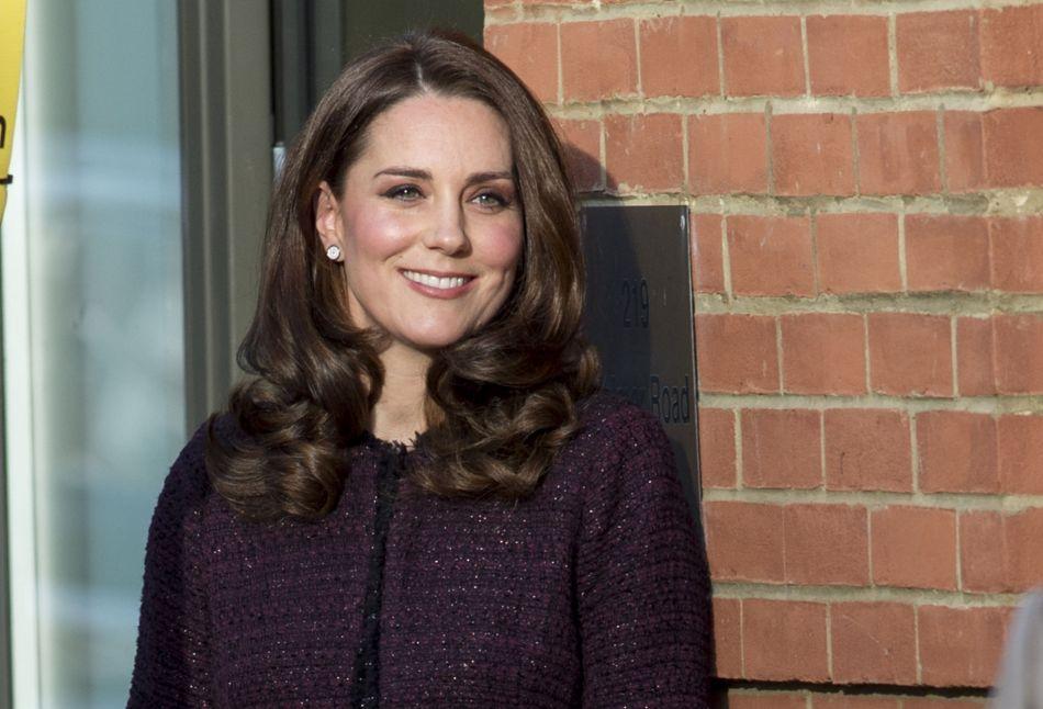 La princesse Charlotte craquante pour son premier jour à la crèche