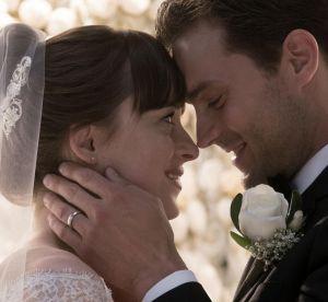 50 nuances plus claires : quel créateur pour la robe de mariée d'Anastasia ?