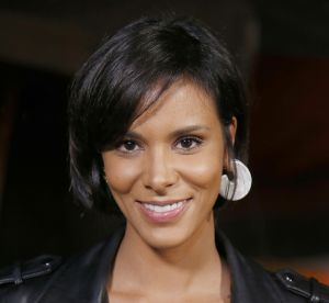 Shy'm : sa nouvelle coiffure canon façon Alicia Keys
