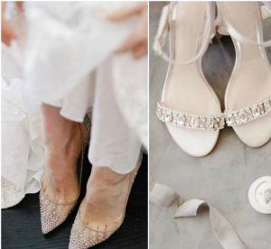 Mariage : 8 paires de chaussures qui nous font fantasmer pour le jour J