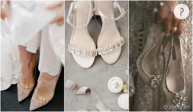 Mariage : 8 paires de chaussures qui nous font fantasmer