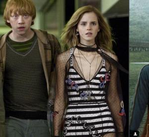 Gryffindior : l'Instagram qui rhabille Harry Potter en Dior !