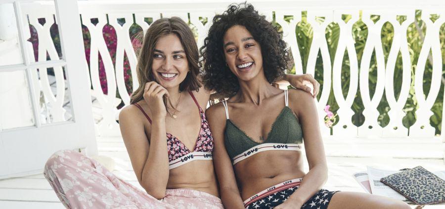 Love Stories x H&M, la jolie collab lingerie de l'été