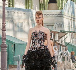 La coiffure rockabilly vue chez Chanel : la nouvelle tendance cheveux ?