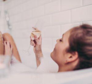 Le shampoing au champagne ou quand nos cheveux passent en mode apéro