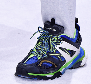 Les dernières grosses sneakers Balenciaga : stop ou encore ?