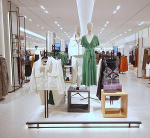 Zara : une boutique gigantesque et des nouveautés irrésistibles