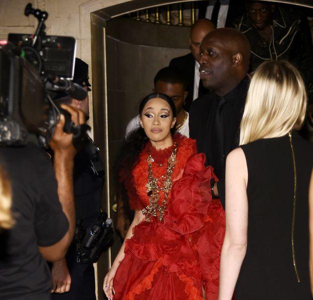 Cardi B après son altercation avec Nicki Minaj