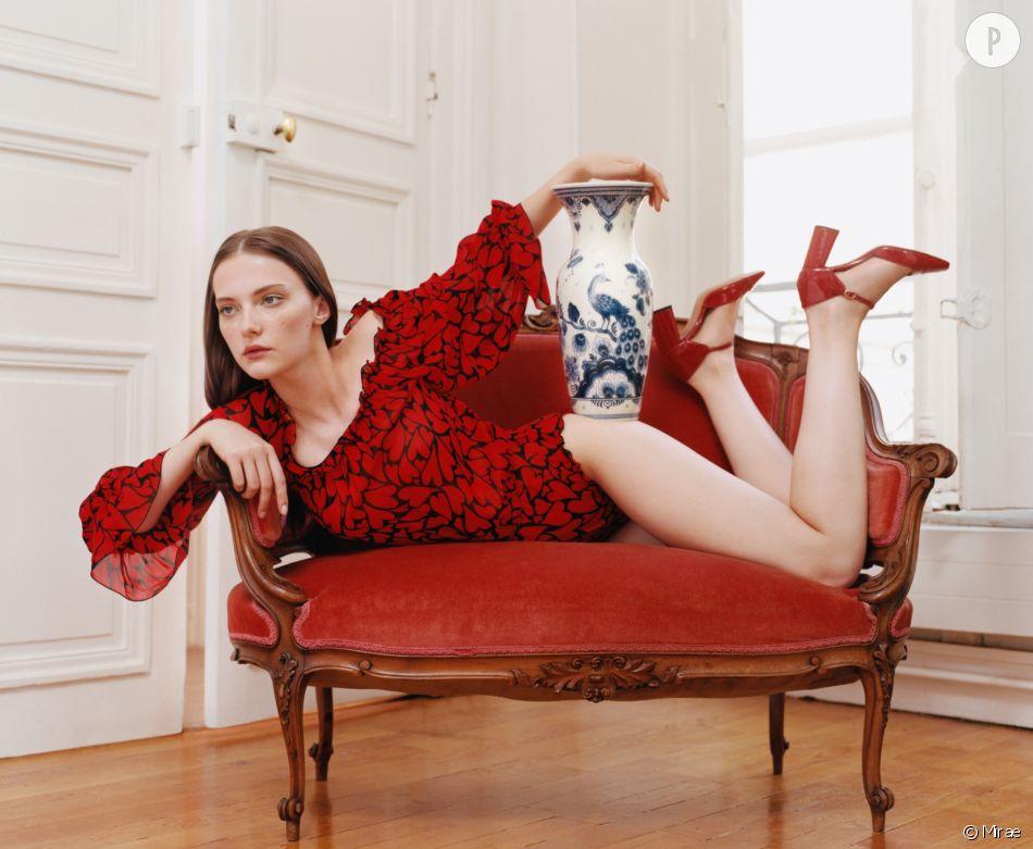 nouvelle collection mirae c 39 est l 39 amour fou puretrend. Black Bedroom Furniture Sets. Home Design Ideas