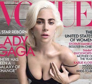 Lady Gaga : son beauty look à moins de 50€ pour Vogue